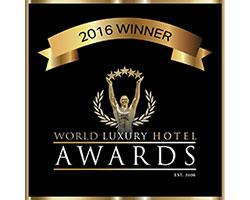 world luxury hotel winner 2016